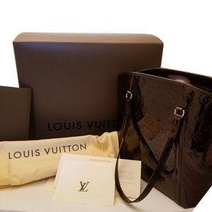 Louis Vuitton Bags - Avalon Amarante Vernis. Tags and  Box.
